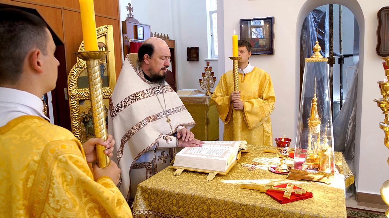 Неделя 9-я по Пятидесятнице