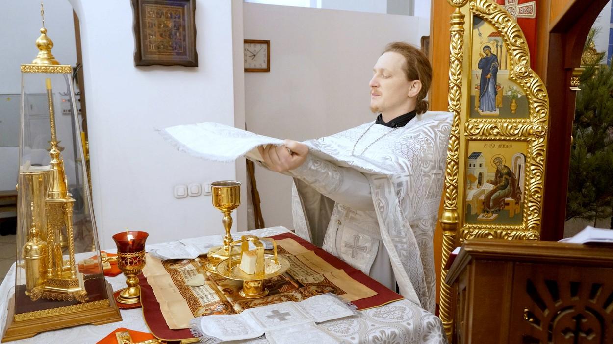 Праздник Обрезания Господня и день памяти святителя Василия Великого