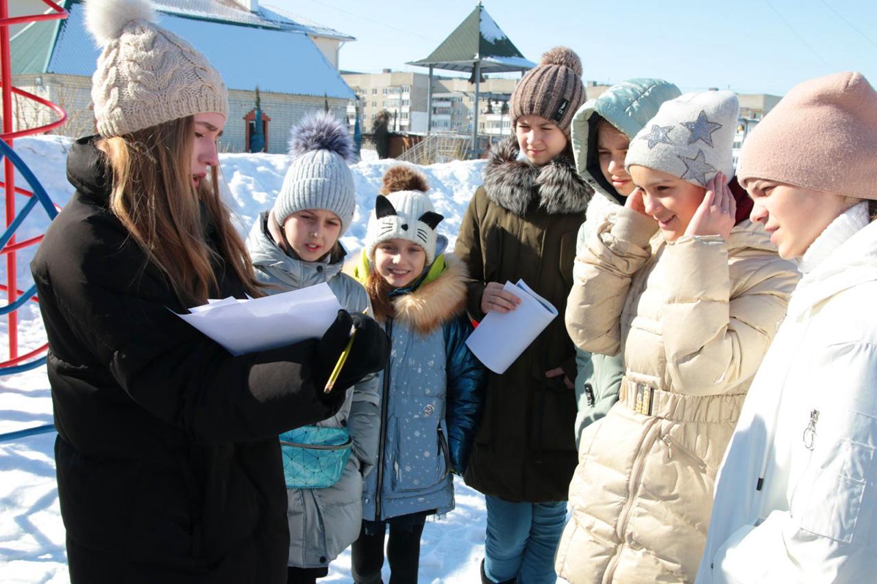 Игра-квест среди воскресных школ Петропавловского благочиния