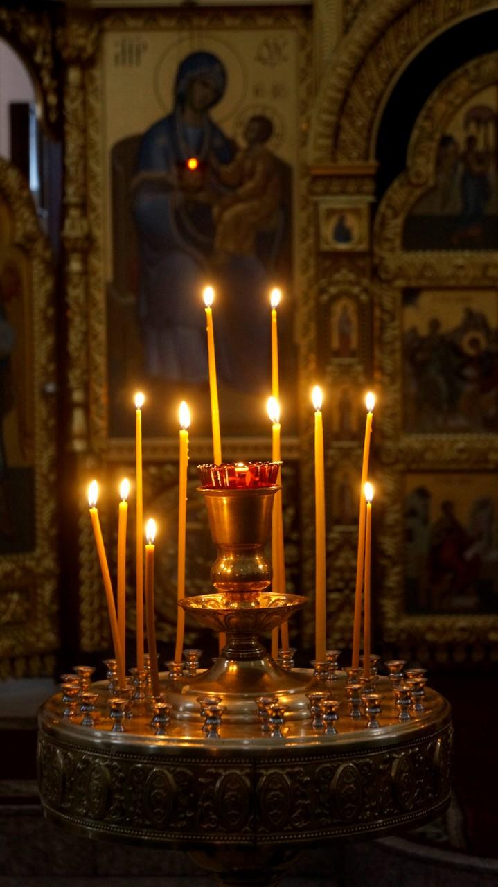 Великое повечерие с чтением 4-й части канона преподобного Андрея Критского