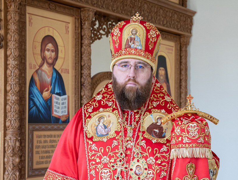 Пасхальное послание митрополита Саратовского и Вольского Игнатия