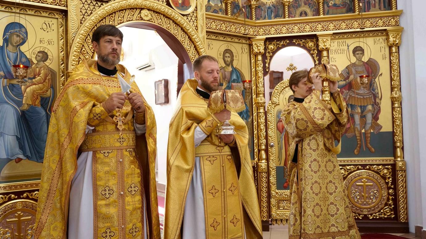 День памяти святых апостолов Петра и Павла