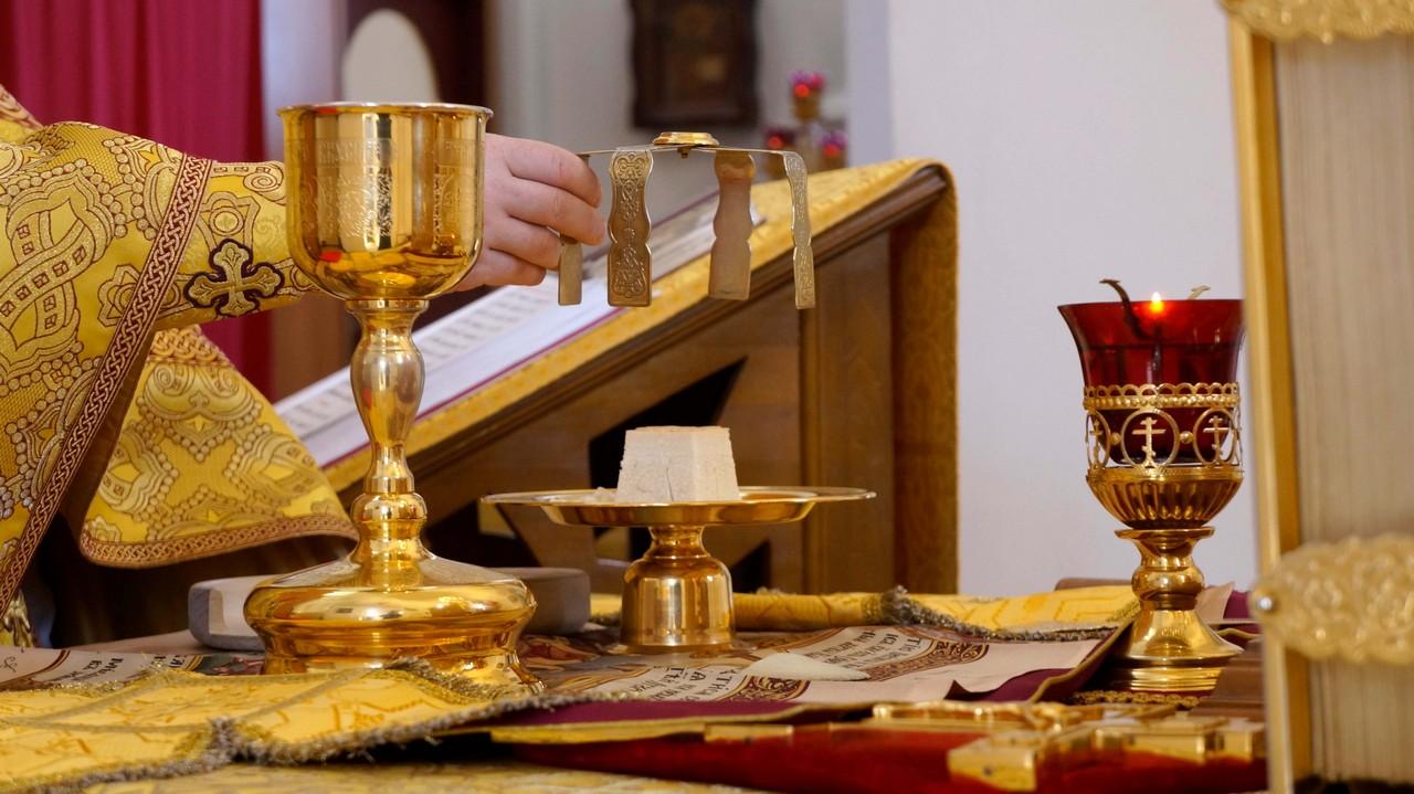 Неделя 2-я по Пятидесятнице